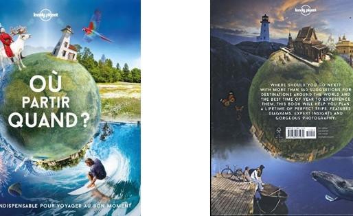 """""""Où Partir Quand ?"""" de Lonely Planet"""