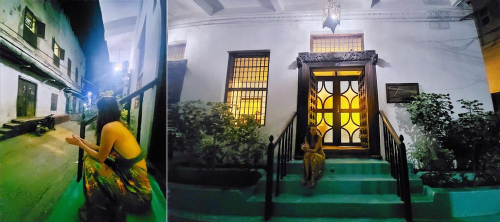 rue zanzibar palace hotel