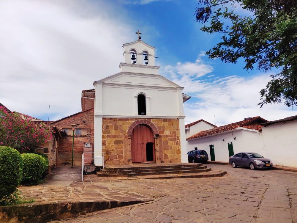Barichara Chapelle de San Antonio