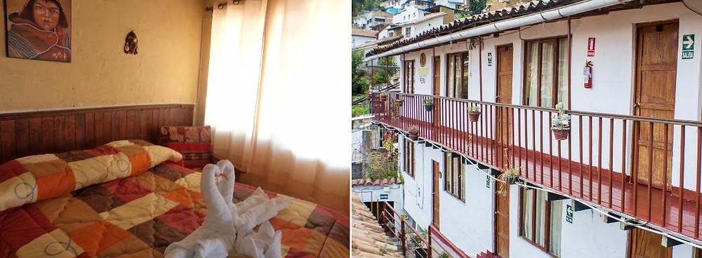 Hostel Samay Wasi cuzco