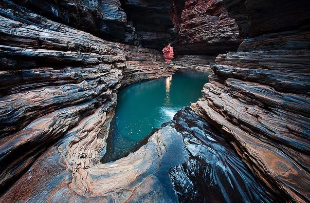 Parc Karijini en Australie