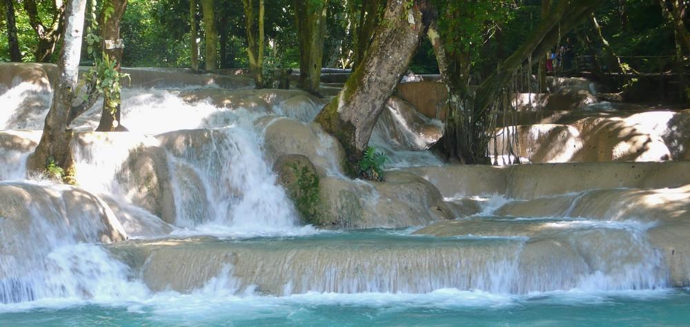 Luang Prabang chutes Tad Saé