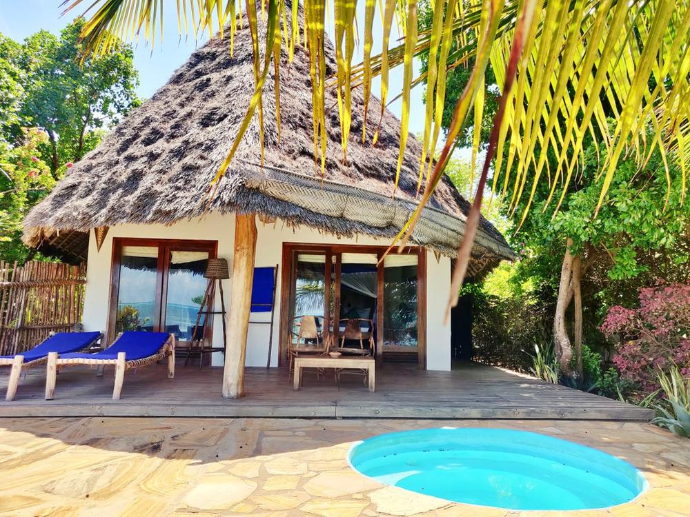 Hotel Kiwengwa bungalow lune de miel