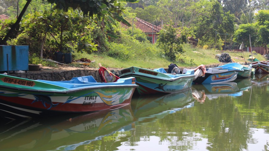 Negombo Ducth Canal