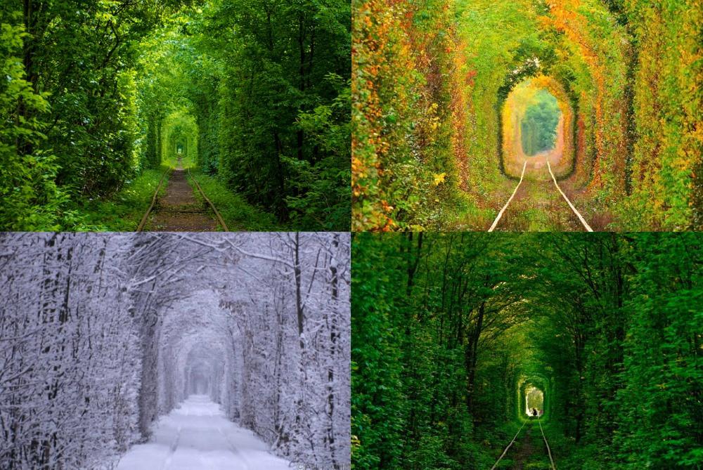 tunnel amour klevan 4 saisons