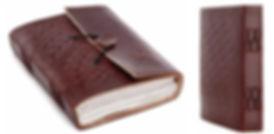 Gadget Voyage carnet cuir