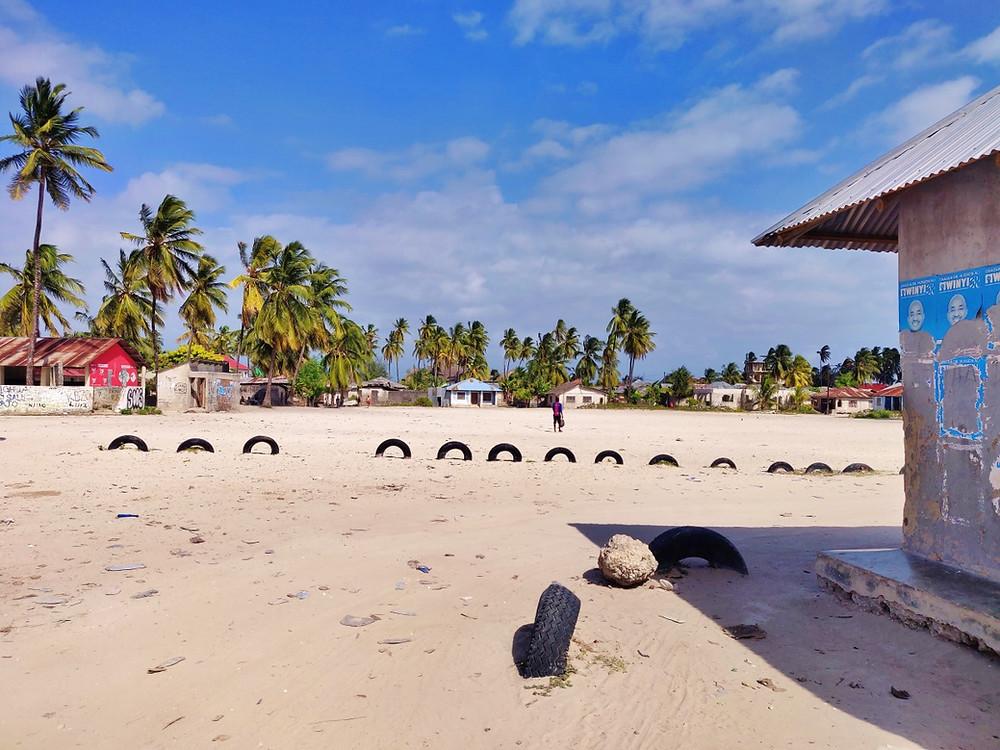 Paje Zanzibar village