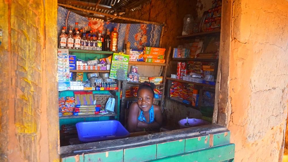 boutique Tsaravahiny de Mangily