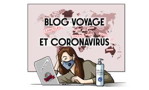 Blog voyage coronavirus
