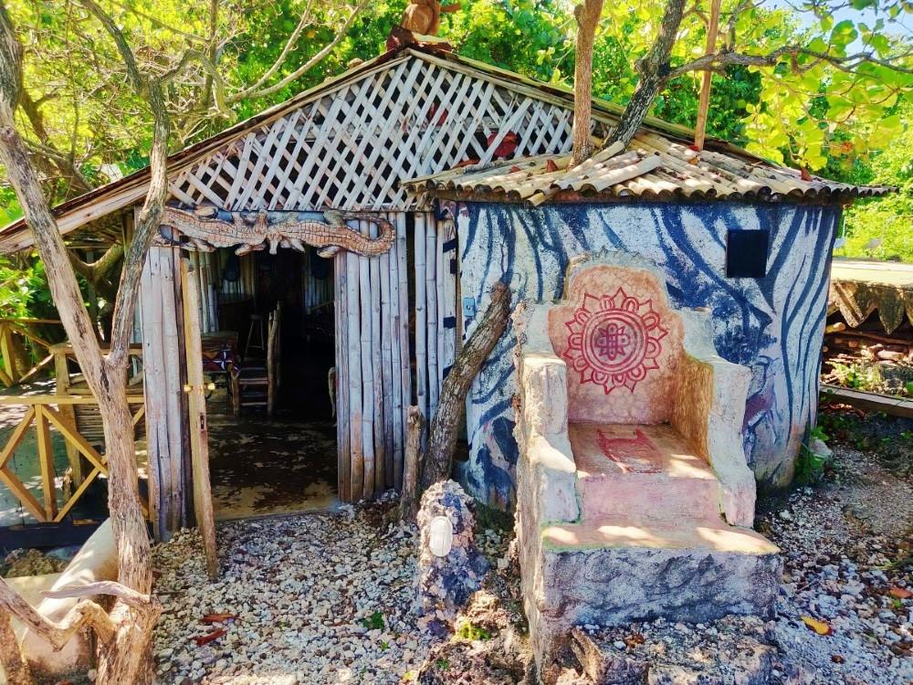 Hutte Camping Jamaïque