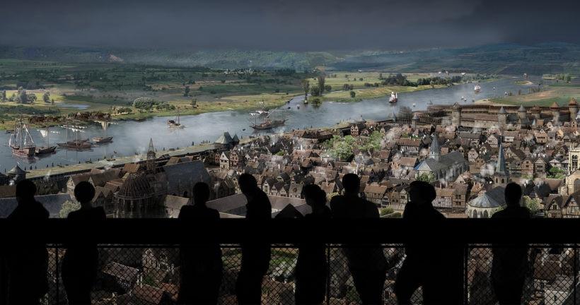 Panorama XXL Rouen