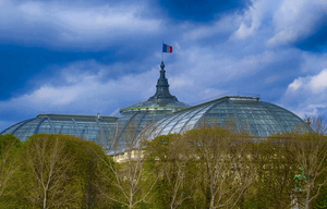 Galeries nationales du Grand Palais Lieu touristique