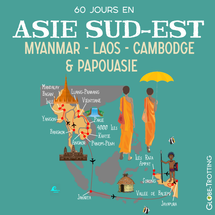 Voyage papouasie occidentale