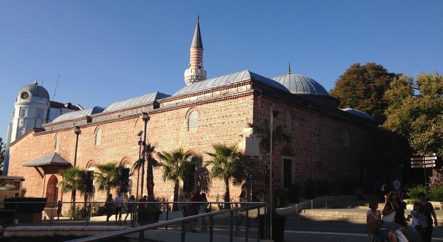 mosquée Dzhumaya Plovdiv