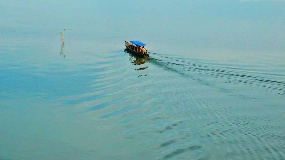 Bateau 4000 iles Laos
