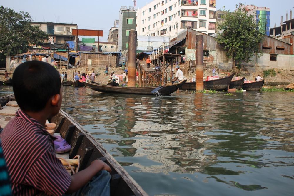 rivière dhaka voyage