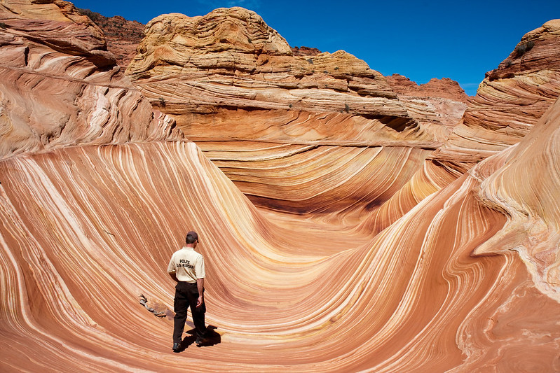 Comment Visiter The wave Coyote Buttes