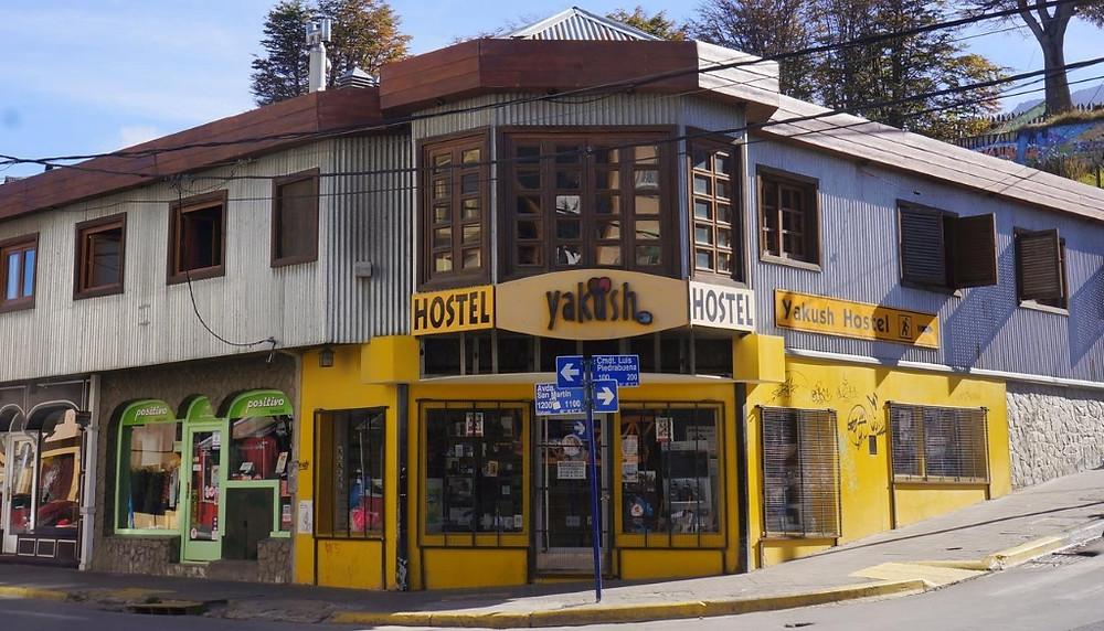 hostel yakush ushuaia