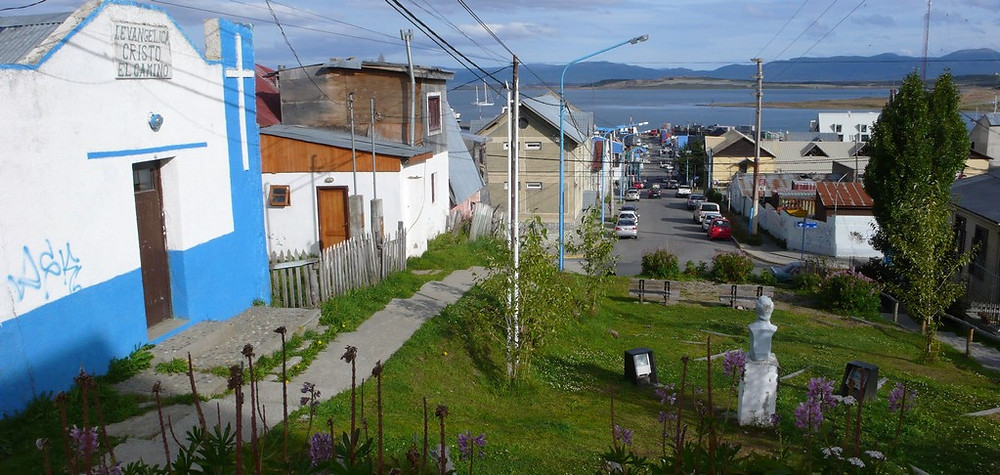 Visite ville Ushuaia