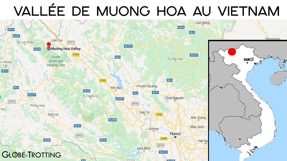 Carte Muong Ha