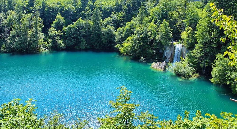 Plitvice Croatie blog voyage