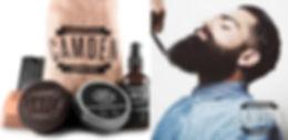 Cadeau homme kit voyage barbe