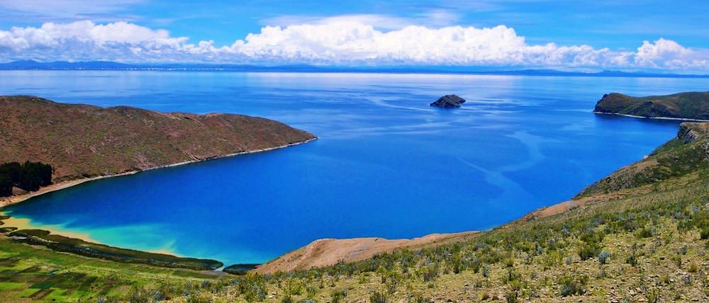 île du Soleil en Bolivie titicaca