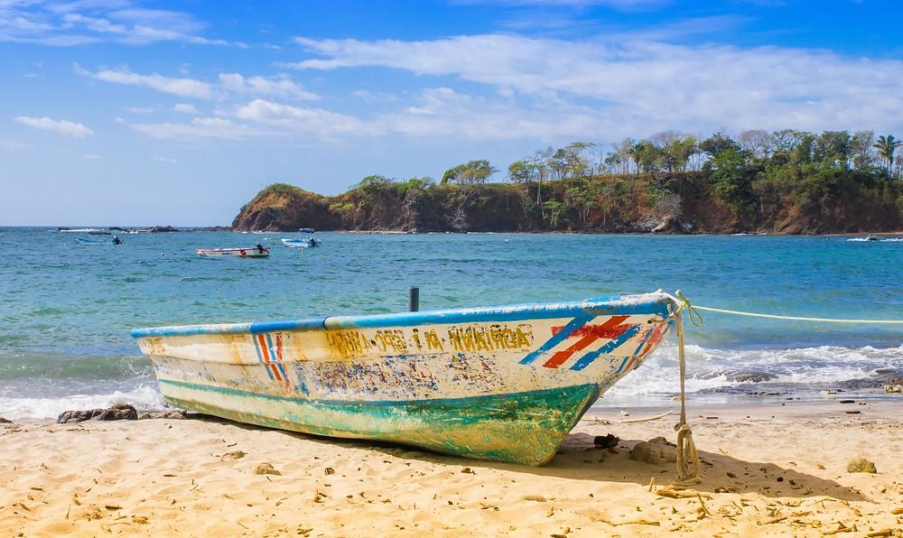 Montezuma plage Costa Rica