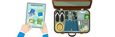 Checklist sac de voyage