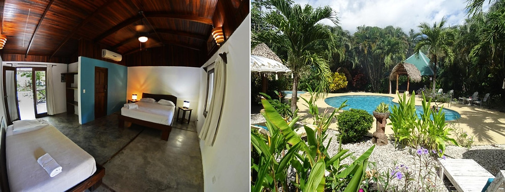 meilleur hotel malpais costa rica