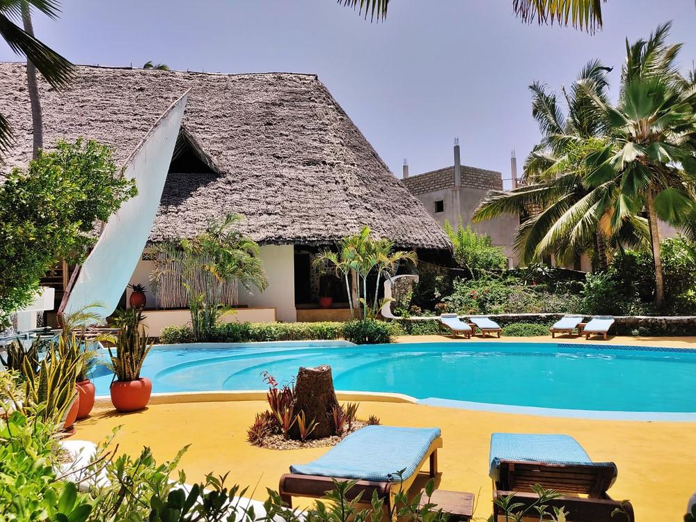 piscine Sevi Boutique hotel Matemwe