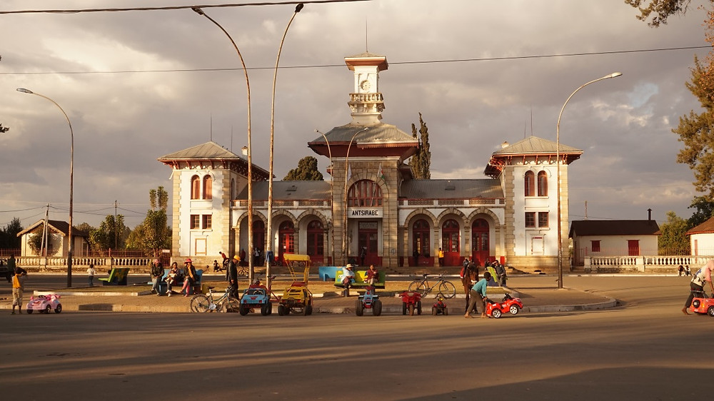 Centre ville Antsirabé