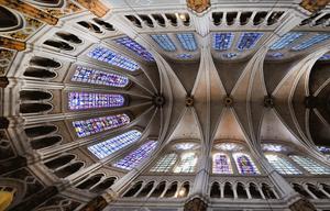 Cathédrale chartres Monument historique France