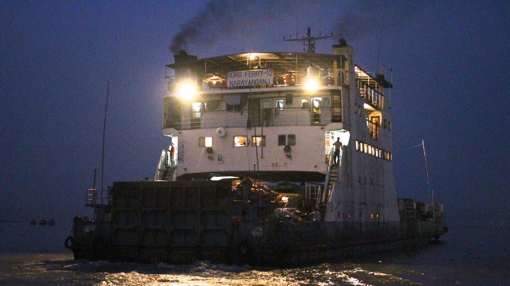 voyage bateau bangladesh