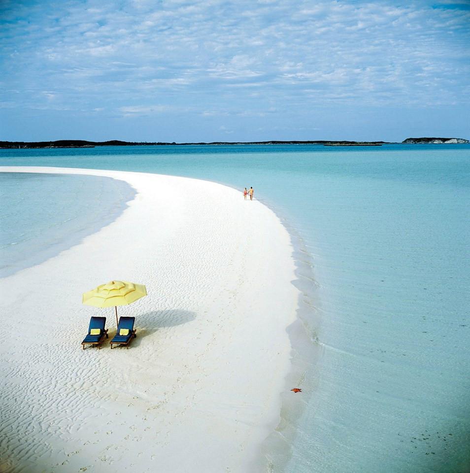 Musha Cay aux Bahamas Ile de David Copperfield