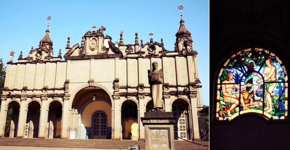 Cathédrale de la Sainte-Trinité d'Addis-Abeba