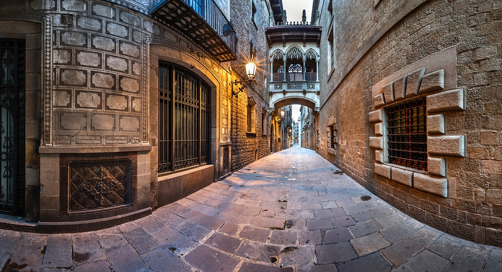Incontournables barcelone gotic