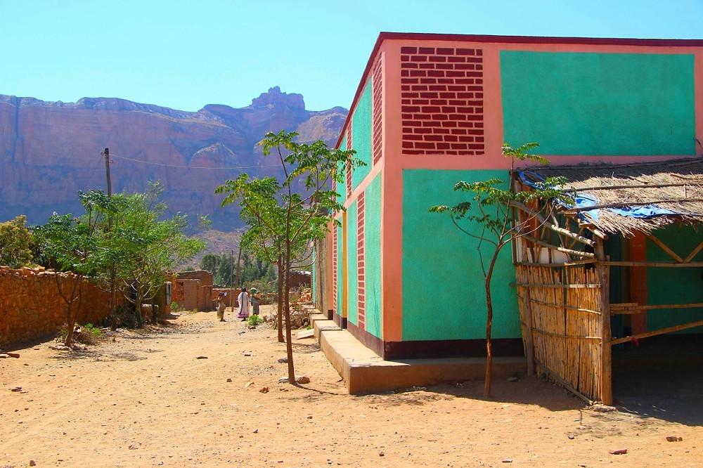 wukro gheralta ethiopie du nord