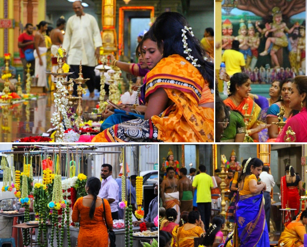 Sri Maha Mariamman Kuala Lumpur