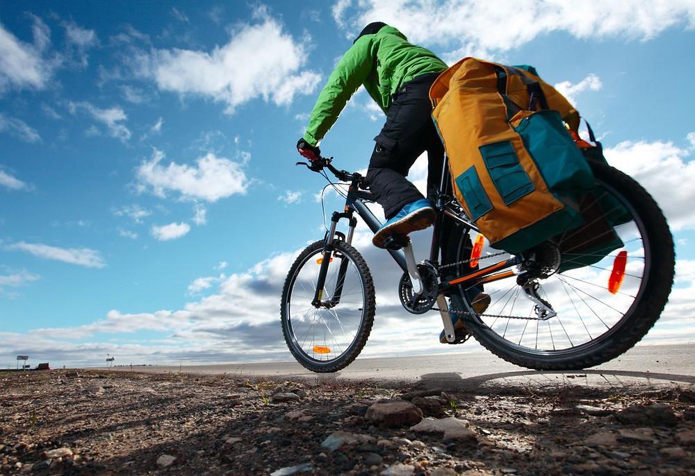 Le vélo de voyage