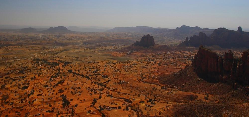 Massif Ghéralta Ethiopie