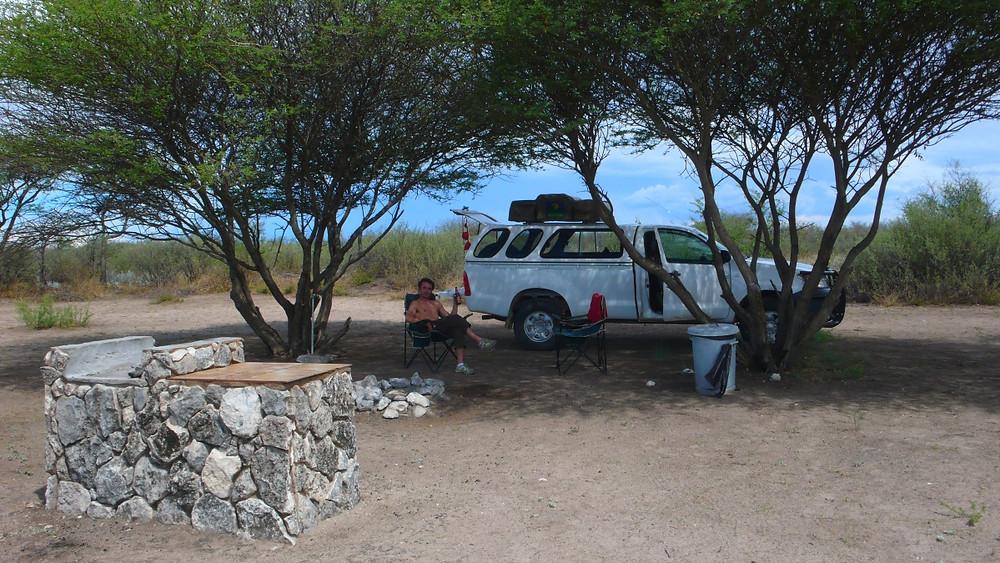 autotour en namibie et au botswana