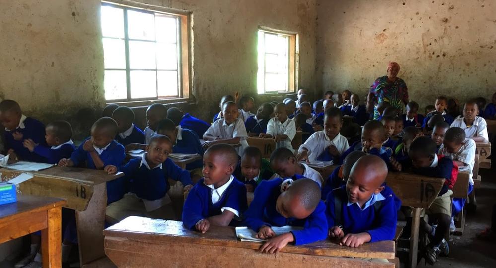 école primaire de Mto Wa Mbu
