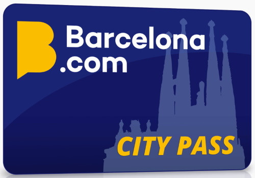 City Pass visite barcelone