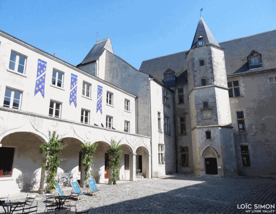 Château Dunois de Beaugency
