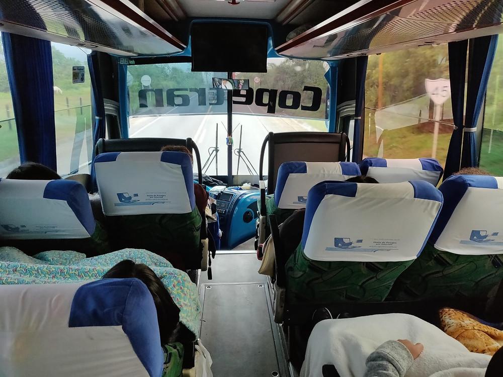 Prévoir bus de nuit en Colombie