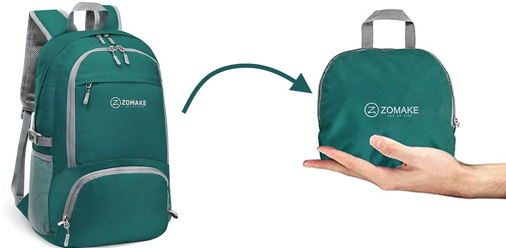 sac à dos pliable de voyage