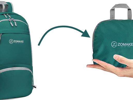 Un sac à dos pliable ultra compact