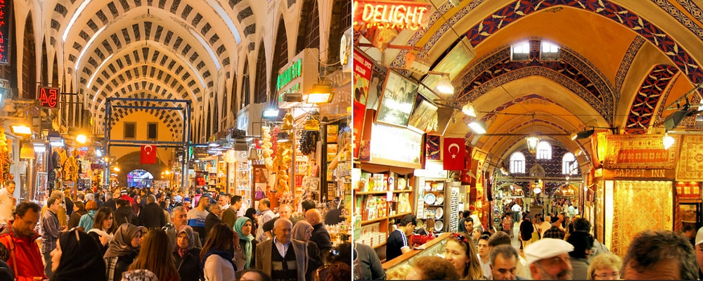 week end istanbul 4 jours