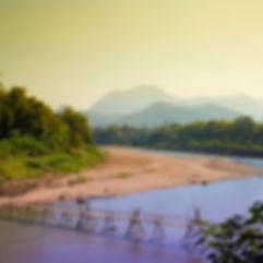 Luang Prabang Laos étape Asie du Sud Est